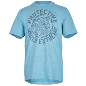 Protective Spirit Bear T-Shirt Men ocean
